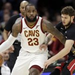 LeBron Says He 'Will Definitely Not Shut Up And Dribble'