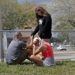 Survivors Of Deadly School Shooting Lash Out At Trump