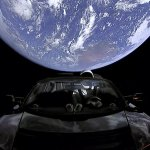 Space Sports Car Now Flying Toward Asteroid Belt Beyond Mars