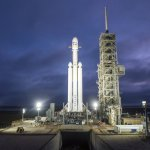 SpaceX Bucks Launch Tradition In 1st Flight Of New Rocket