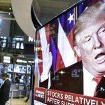 Trump Highlights His Financial Skill, Goes Silent On Markets