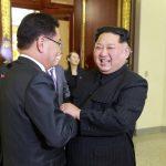 Trump Cites 'Possible Progress' In Talks With NKorea