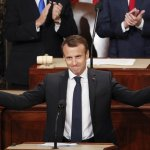 Macron Urges U.S. To Reject Isolationism