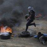 Dozens Killed In Gaza As U.S. Embassy Opens In Jerusalem