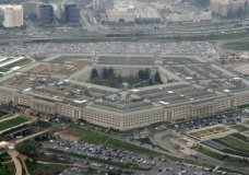 FILE - This March 27, 2008, file photo, shows the Pentagon in Washington. Military officials want to limit congressional efforts to address sexual assaults among service members' children, even as new data show the problem is larger than previously acknowledged. Members of Congress demanded answers after an Associated Press investigation revealed that many reports of child-on-child sexual violence on military installations languish in a dead zone of justice. (AP Photo/Charles Dharapak, File)