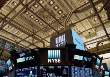 FILE- This Jan. 4, 2018, file photo shows the interior of the New York Stock Exchange. The U.S. stock market opens at 9:30 a.m. EDT on Friday, June 22. (AP Photo/Mark Lennihan, File)