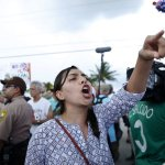 Trump Decries 'Invaders' Entering U.S. From Mexico