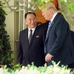 The Summit's Back On: Trump Meets NKorean At White House