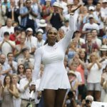 Serena's Marriage Shows Wimbledon's Use Of Courtesy Titles