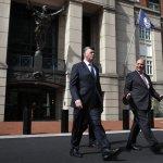Trump Calls Manafort A 'Good Person,' As Jury Deliberates