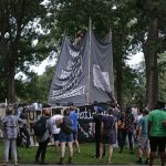 Confederate Statue On UNC Campus Toppled By Protesters