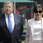 Melania Trump's Parents Are Sworn In As U.S. Citizens