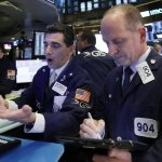 U.S. Stocks Rally Again, But Finish October With Steep Losses