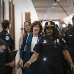 Police Boost Security At Capitol Amid Tension Over Kavanaugh