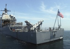 U.S., Russia Blame Each Other In Near-Collision Of Warships