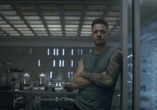 """Hawkeye/Clint Barton (Jeremy Renner) in a scene from Marvel Studios' Avengers: Endgame. he global box office has a new king in """"Avengers: Endgame."""" The superhero extravaganza the weekend of July 20 has usurped """"Avatar"""" to become the highest grossing film of all time, with an estimated $2.79 billion in worldwide grosses in just 13 weeks.(Film Frame/Marvel Studios 2019 via AP)"""