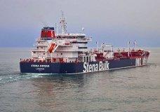 Iran Says It Seized British Oil Tanker In Strait Of Hormuz
