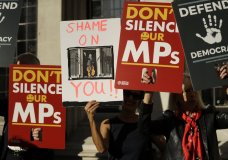 High Drama At UK Supreme Court in Brexit Challenge Case