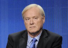 "FILE - This Aug. 2, 2011 file photo shows MSNBC host Chris Matthews takes part in a panel discussion at the NBC Universal summer press tour in Beverly Hills, Calif. Matthews announced his retirement on his political talk show ""Hardball with Chris Matthews"" on Monday, March 2, 2020. (AP Photo/Chris Pizzello, File)"