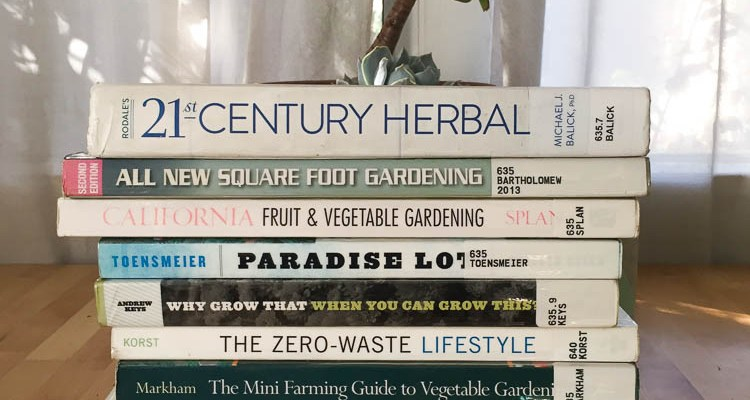 Urban Gardening Reading for Newbies