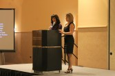 Event Chairs Teresa Proano and Kirsten Pinochi at Skyline Presidents Breakfast 130321- (9)
