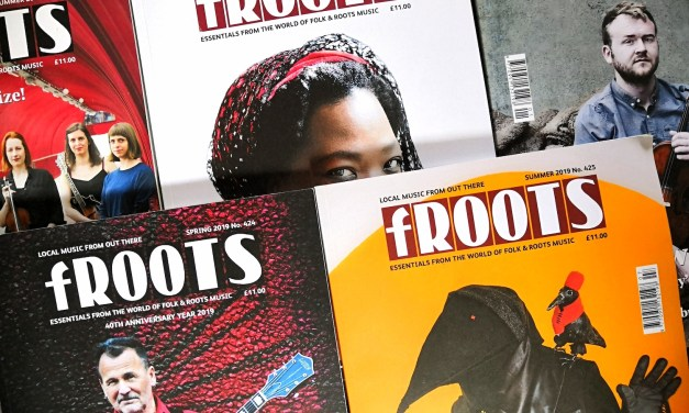 fRoots Magazine Statement, 2nd July 2019