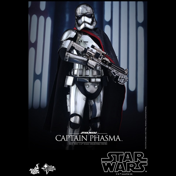 Star Wars / wake of Force [Movie Masterpiece] 1/6 scale figure Captain Fazuma