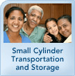 Propane Safety | Small Cylinder Transportation Storage