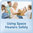 Propane Safety | using space heaters safety