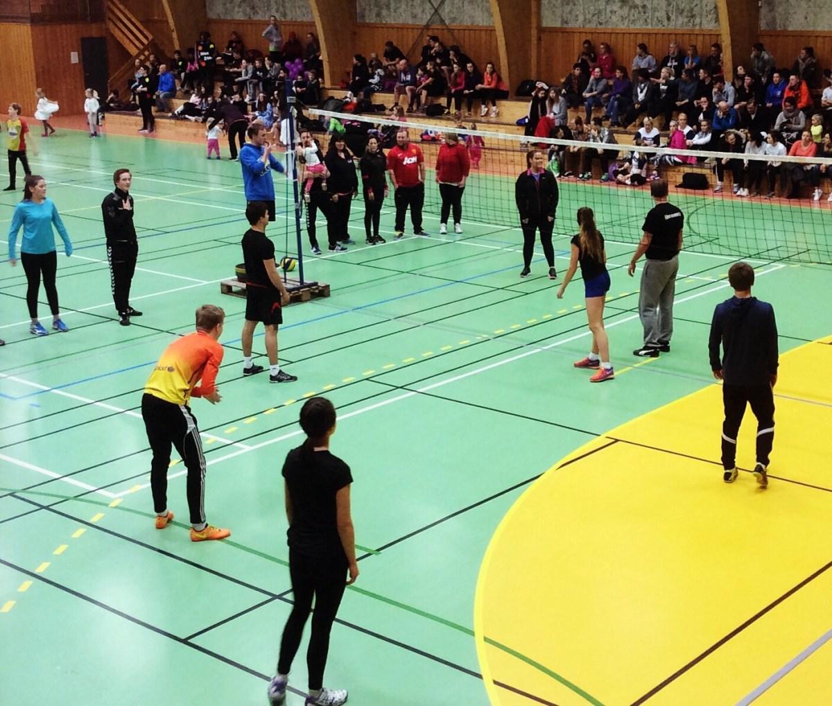 Fotball, volleyball og Frostamesterskap i kaldkauking, rævkrok og potetløp!