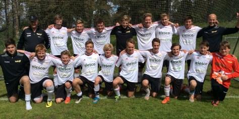 Neset G16 Storsjøcup 2015