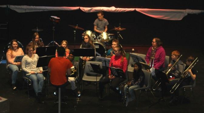 Nye aspiranter i Frosta skolemusikk