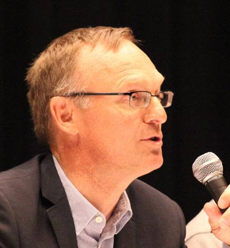 Joahn Petter Skogseth (Sp) - NEI til kommunesammenslåing