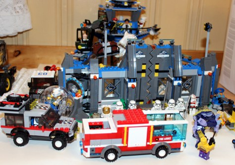 Lego - Benjamin Hopmo