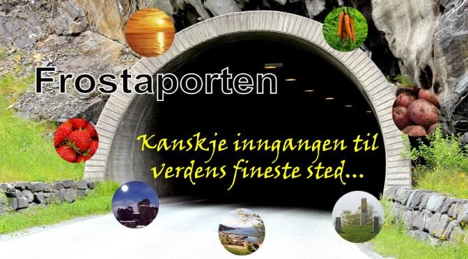 Gratis annonsering hos Frostaporten!