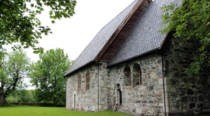 Sommermusikk i Logtun kirke