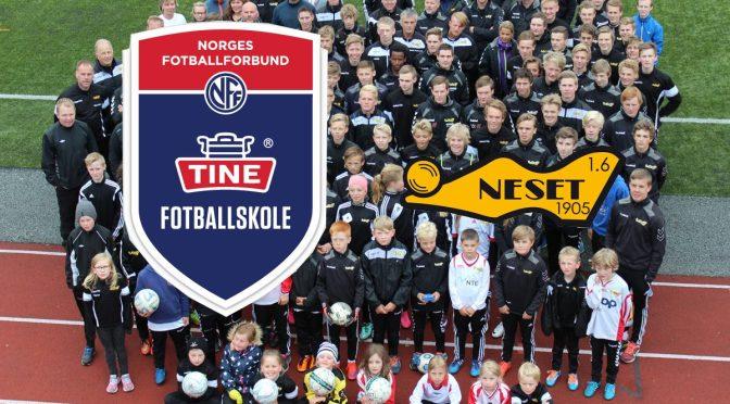 Tine Fotballskole 2019
