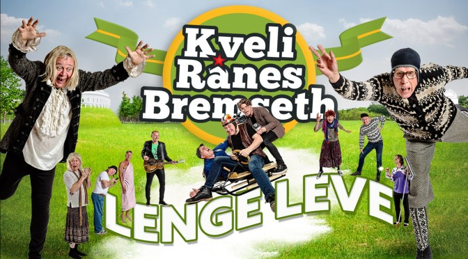 Det blir show med Kveli Rånes Bremseth