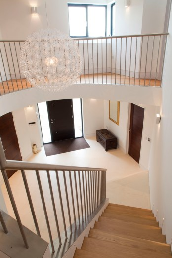 Hall & Staircase