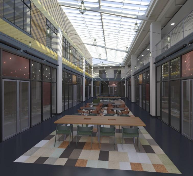 Atrium - Image by Bluebottle