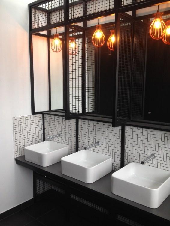 The Light Box Washrooms