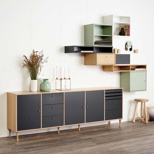 Reoler - Møbler - sofaer, spiseborde, senge og tilbehør til ...