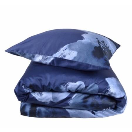 Gartex sengesæt Flores blå