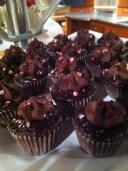 choco peppermint cupcakes
