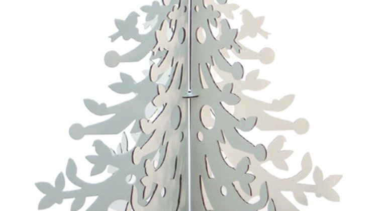 Recycled White Tabletop Centerpiece Decoration