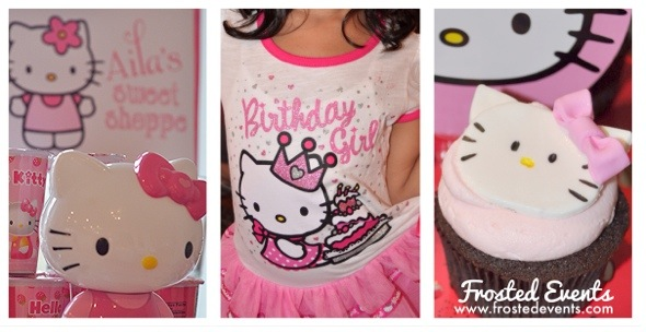Hello Kitty Party By Frosted Events With FREE Printable Set Frostedeventscom Birthday Ideas And