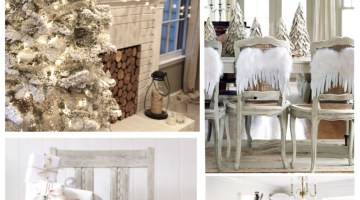 Dreaming of a White Christmas- Ideas and Inspiration