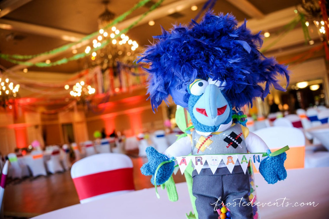 Muppets TV Show- The Muppets Show- Muppets Party Birthday - muppet party decorations -gonzo -#muppets