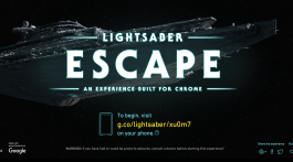 Epic Google Project Turns Phone Into Lightsaber Star Wars Fans Battle Stormtroopers Online