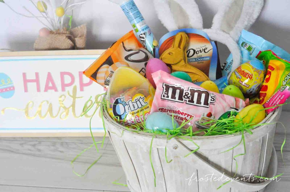 Easter basket ideas for your little bunnies and chicks easter basket ideas easter bunny printable card negle Gallery